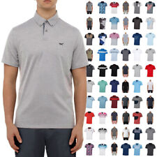 Wolsey Mens CLEARANCE Temperature Regulating Pique Polo Shirts UP TO 84% OFF RRP