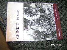 OSPREY Warrior n°136 Chindit 1942-45