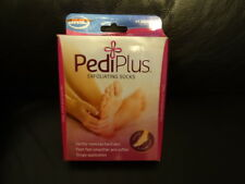 Pedi Plus Feet Exfoliating Socks - removes dead skin easily and pain free by JML