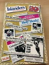 1991-1992 NEW YORK ISLANDERS NHL HOCKEY MEDIA GUIDE