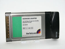 ✔️⚙️ WORKING STARTECH UE1205CB 10/100 32 BIT LAPTOP PCMCIA CARD - UK SELLER