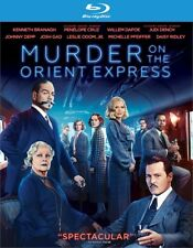 Murder on the Orient Express (Blu-ray Disc ONLY, 2018)