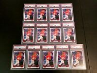 2012 Bowman Draft #10 Bryce Harper PSA 9 MINT RC Quantity Available