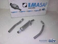 IMASAF Auspuffset ab Vorschalldämpfer Fiat Campagnola 2.0 1979-1989