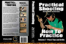 Practical Shooting Vol.7, How to Practice DVD | For IPSC IDPA NRA Pistol Shoots!