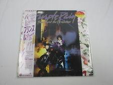 PRINCE PURPLE RAIN WARNER P-13021  with OBI Japan VINYL LP