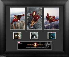Iron Man Marvel Comics Framed Limited Edition 35mm Film Cells FC5504