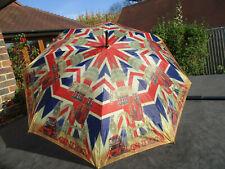 Real Star London themed telescopic umbrella