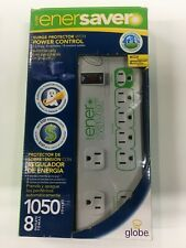 New Surge Protector With Power Control And 8 Outlets Stops Phantom Power!
