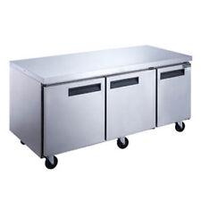 Dukers Appliance Co Duc72r Reach In Undercounter Refrigerator