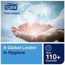 Tork S4 Automatic Touchless Soap Dispenser (New, Boxed) Lockable-Key Included🔑