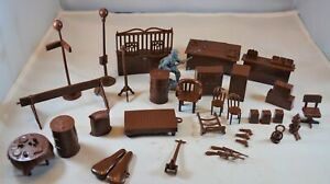 Marx Untouchables Furniture and Accessories