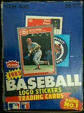 1985 Fleer Baseball Box Unopened/New In Box, Pack Fresh PSA 10s???