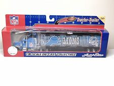 Fleer Collectibles Detroit Lions Limited Ed 1:80 Die-Cast Tractor Trailer
