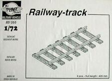 Planet 1/72 Railway Track 3 Stück #MV066