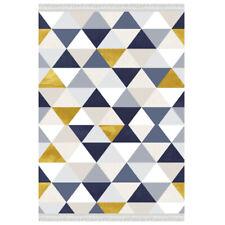 Designer Teppich, Läufer,  Waschbar, Rutschfest, Wohnzimmer-Küchen Teppich 5264