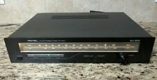 Vintage Rotel RT-1000 FM Stereo/AM Tuner *Tested, Great Condition* w/ Antenna