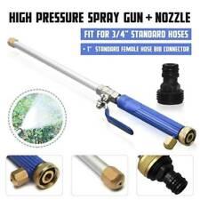 High Pressure Water Lance Hose Pipe Nozzle Jet Garden Car Washer Spray Gun Power
