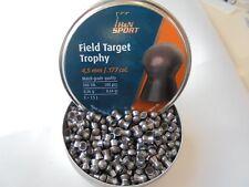 H and N field target trophey 4.5mm /.177 cal x 50 sample pack of pellets.
