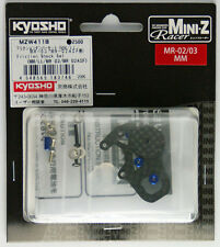 Kyosho Mini Z MZW411B Friction Shock Set (MM/LL/MR-03/MR-02 ASF)