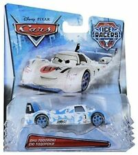Cars Ice Racers Model Car 1 55 Mattel Hot Wheels Disney Pixar Die Cast Shu Todoroki