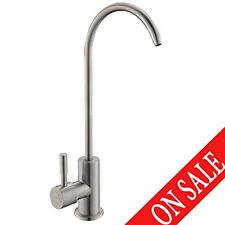 OPENED BOX Stainless Brushed Nickel Kitchen Sink Drinking Water Purifier Faucet