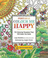 Portable Colour Me Happy by Lacy Mucklow (Paperback, 2015)