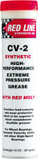 Cv-2 Grease W/Moly 14Oz Tube Red Line Synthetic Oil 80402