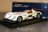 Slot car Scx Scalextric Fly A99 Panoz LMP-1 6º 24H le Mans 2000 #23