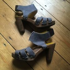 Clogs Sandals Sanita Size 2 Eur 35