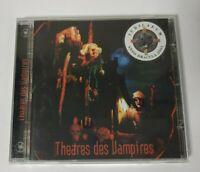 0520-THEATRES DES VAMPIRES  CD DISCO NUEVO !!LIQUIDACIÓN