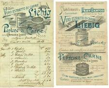 2123-STABILIMENTI A FRAY-BENTOS,  ESTRATTO DI CARNE LIEBIG-AMERICA DEL SUD, 1898