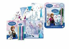 IMC TOYS Disney Frozen Dresses Set di arte creativa Design Nuovo