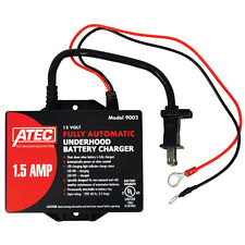 Associated 9002 Battery Charger/Maintainer 12V, 1.5 Amp