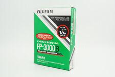 [NEW] Fujifilm FP-3000B SUPER BLACK WHITE Instant Film EXP2011/4 #242