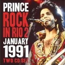 CDs de música rock Prince