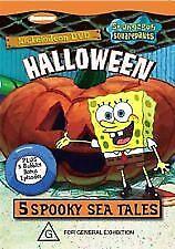 SpongeBob Squarepants Halloween DVD   L2