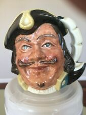 """Royal Doulton Vintage Toby Mug """"Capt Henry Morgan"""" Pre-Owned Mint Condition"""