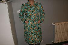 blouse nylon  nylon kittel nylon overall N° 952 T44