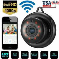Mini Spy Camera 1080P Wireless Wifi IP Security Camcorder Night Vision DV DVR US