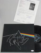 "PINK FLOYD ROGER WATERS 'Dark Side Of ' Hand Signed LP + JSA COA ""Buy Authentic"""