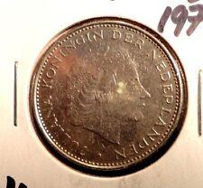 CIRCULATED 1972  2 1/2 GULDEN NETHERLANDS COIN (72216)2