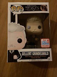 Fantastic Beasts No 13 Gallert Grindelwald Pop