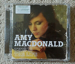 Amy Macdonald - This Is The Life - CD ALBUM [USED - VGC]