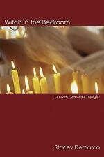 Witch in the Bedroom Sensual Magick Book ~ Wiccan Pagan Supply Valentine Love