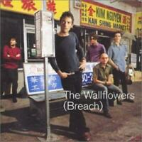 Wallflowers : Breach: Special UK Edition CD Incredible Value and Free Shipping!