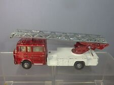 DINKY SUPERTOYS MODEL  No.956 BERLIET TURNTABLE FIRE ESCAPE