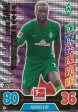 SV Werder Bremen Fußball-Trading Cards auf Deutsch-Saison 2017-2018