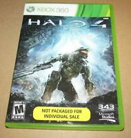Halo 4 for Xbox 360 Fast Shipping!