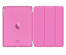 """Smart Stand Magnetic Case Cover Fits For Apple iPad 2,3,4 5/6 2018 Pro 9.7"""" Mini"""